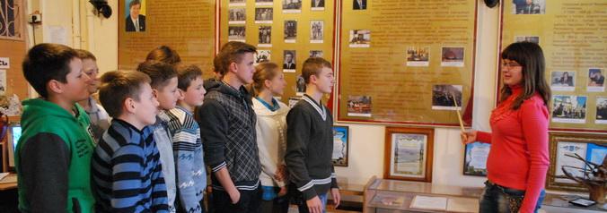 В музеї Павловського
